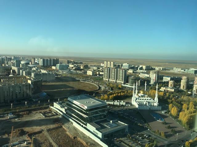 astana nur-sultan real estate investment kazakhstan