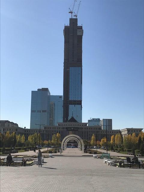 Astana kazakhstan real estate investment