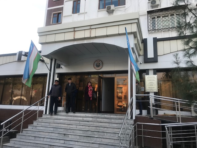 start company uzbekistan