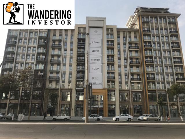 A Real Estate Investment in Tashkent, Uzbekistan?